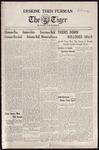The Tiger Vol. XVIII No. 9 - 1922-11-15 by Clemson University