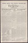 The Tiger Vol. XVIII No. 10 - 1922-11-22