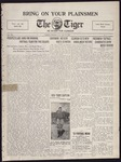 The Tiger Vol. XIX No. 1 - 1923-09-19