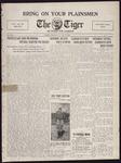 The Tiger Vol. XIX No. 1 - 1923-09-19