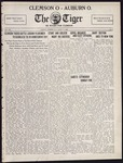 The Tiger Vol. XIX No. 3 - 1923-10-03
