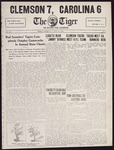 The Tiger Vol. XIX No. 6 - 1923-10-31
