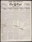 The Tiger Vol. XIX No. 7 - 1923-11-07