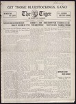 The Tiger Vol. XIX No. 8 - 1923-11-14