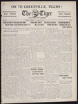 The Tiger Vol. XIX No. 9 - 1923-11-21