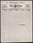 The Tiger Vol. XIX No. 12 - 1923-12-12