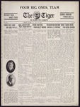 The Tiger Vol. XIX No. 15 - 1924-01-16 by Clemson University