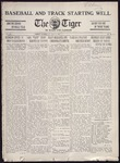 The Tiger Vol. XIX No. 20 - 1924-03-05
