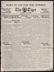 The Tiger Vol. XX No. 4 - 1924-05-14