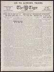 The Tiger Vol. XX No. 10 - 1924-10-01