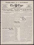 The Tiger Vol. XX No. 11 - 1924-10-08