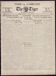 The Tiger Vol. XX No. 13 - 1924-10-22