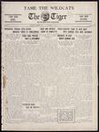 The Tiger Vol. XX No. 15 - 1924-11-05
