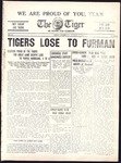 The Tiger Vol. XX No. 18 - 1924-11-27