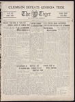 The Tiger Vol. XX No. 23 - 1925-01-14 by Clemson University