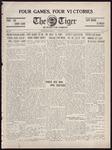 The Tiger Vol. XX No. 25 - 1925-01-28(1) by Clemson University