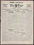 The Tiger Vol. XX No. 32 - 1925-03-17