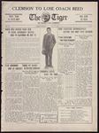 The Tiger Vol. XX No. 38 - 1925-04-29