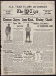 The Tiger Vol. XXI No. 9 - 1925-11-18