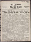 The Tiger Vol. XXI No. 11 - 1925-11-25