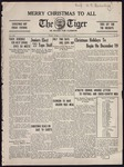 The Tiger Vol. XXI No. 14 - 1925-12-16