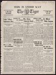 The Tiger Vol. XXI No. 15 - 1926-01-13