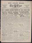 The Tiger Vol. XXII No. 4 - 1926-10-06