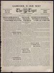 The Tiger Vol. XXII No. 5 - 1926-10-13
