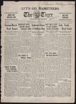 The Tiger Vol. XXII No. 15 - 1927-01-12