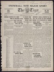 The Tiger Vol. XXII No. 21 - 1927-03-02