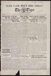 The Tiger Vol. XXIII No. 11 - 1927-12-07