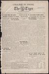The Tiger Vol. XXIV No. 1 - 1928-09-19