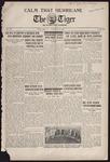 The Tiger Vol. XXIV No. 10 - 1928-11-28