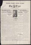 The Tiger Vol. XXV No. 2 - 1929-09-25