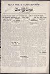 The Tiger Vol. XXV No. 3 - 1929-10-02