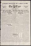 The Tiger Vol. XXV No. 4 - 1929-10-09