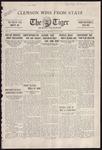 The Tiger Vol. XXV No. 5 - 1929-10-16
