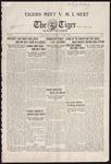 The Tiger Vol. XXV No. 9 - 1929-11-13