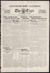 The Tiger Vol. XXV No. 10 - 1929-11-20