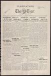 The Tiger Vol. XXV No. 16 - 1930-01-15