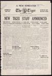 The Tiger Vol. XXV No. 17 - 1930-01-29