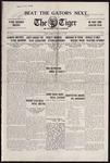 The Tiger Vol. XXVI No. 9 - 1930-11-12