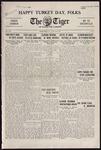 The Tiger Vol. XXVI No. 11 - 1930-11-26