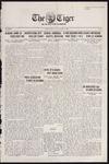 The Tiger Vol. XXVII No. 9 - 1931-11-11