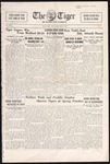 The Tiger Vol. XXVII No. 21 - 1932-03-02