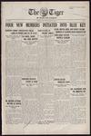 The Tiger Vol. XXVIII No. 9 - 1932-11-17