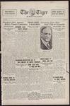 The Tiger Vol. XXVIII No. 22 - 1933-03-23