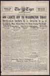 The Tiger Vol. XXVX No. 5 - 1933-10-11