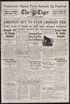 The Tiger Vol. XXIX No. 8 - 1934-11-08