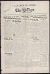The Tiger Vol. XXV No. 1 - 1929-09-18
